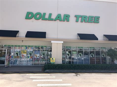 dollar tree stores dollar store 15867 pines blvd