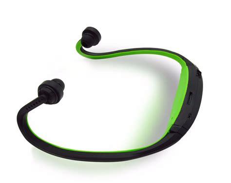 Headphone Musica Tf Mp3 D 268 fone de ouvido sports wireless sem fio mp3 player entrada sd vermelho verde azul ou