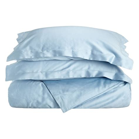 Bed Cover Set Impression Terragon Uk180160 impressions 300 thread count cotton solid duvet cover set bedding and bedding sets at