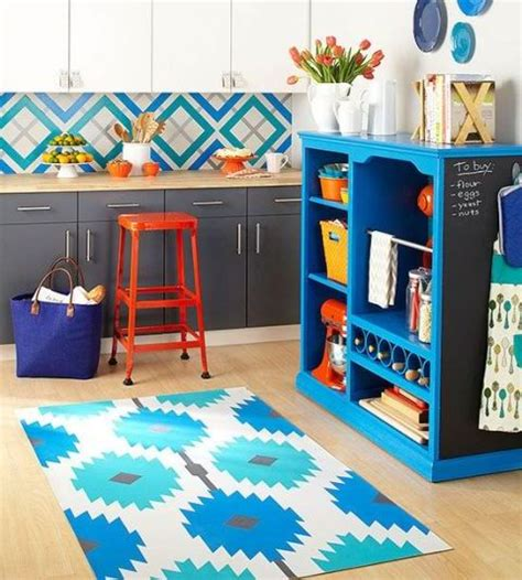 Diy Kitchen Rug Diy Painted Rug 2015 Best Auto Reviews