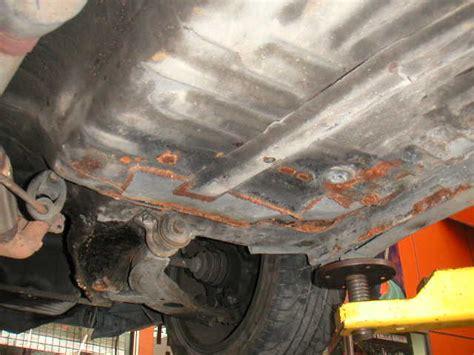Toyota Corolla Rust Rust On Toyota Corolla Ae82