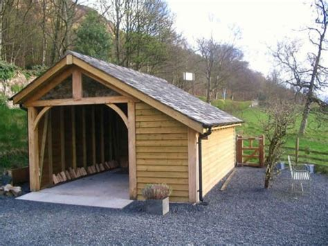 Wood Garages by Garages And Workshops Woodstyle Joinery