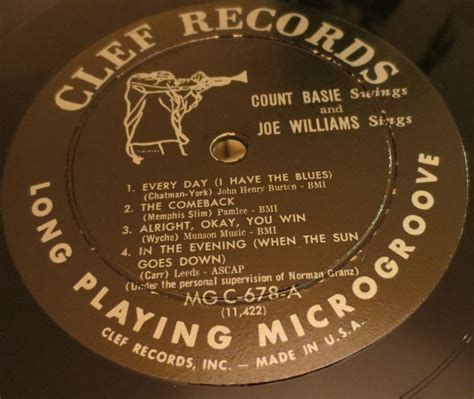 count basie swing count basie joe williams count basie swing