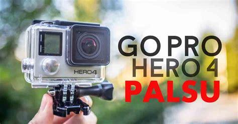 Gopro Pertama 3 ciri ciri gopro palsu yang marak beredar di pasar indonesia