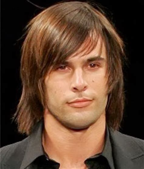 boys shag haircut straight hair men s shaggy hairstyles