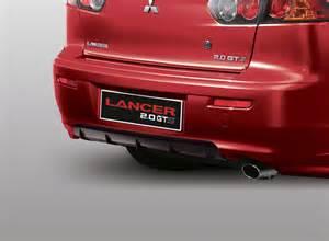 Mitsubishi Lancer Rear Diffuser 2008 Mitsubishi Lancer Gts Rear Diffuser 2008 Free