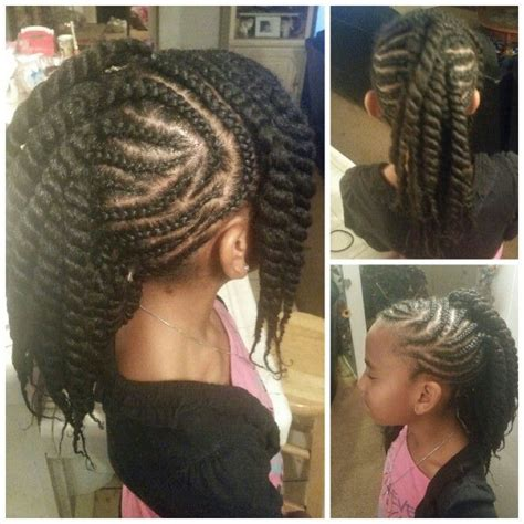 hairstyles for 10 years olds 10 year old black girl hairstyles hairstyle pinterest