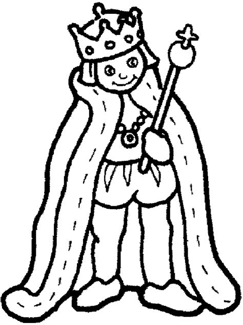 Cing Coloring Pages For Preschoolers king coloring part 2