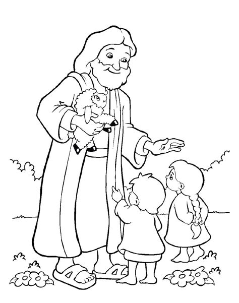 Coloring Page 15 by Free Christian Coloring Pages For Children And