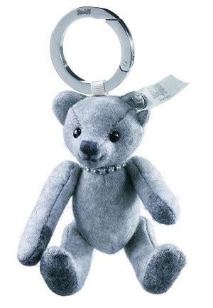 Teddie Maxy teddy beary felt keyring
