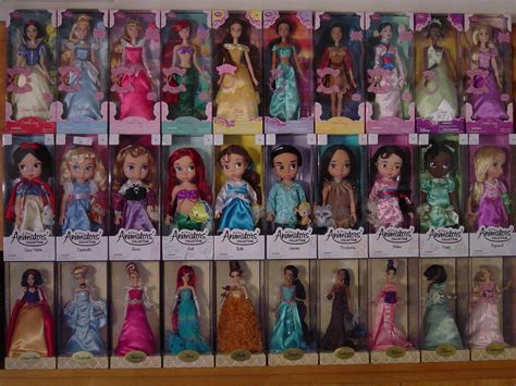 doll design jobs all 10 disney princess singing animators and designer do