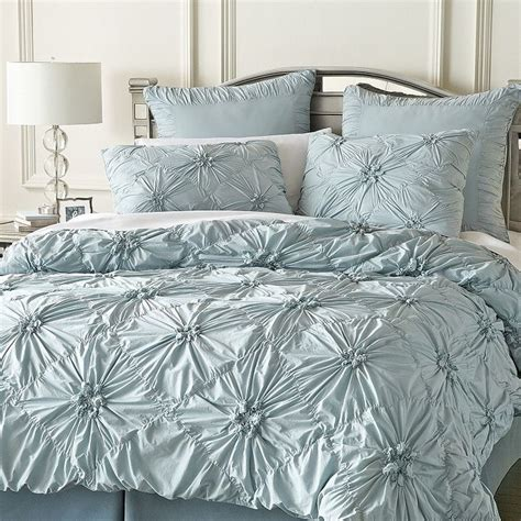 celestial bedding a celestial blue enhances the calming effect of this