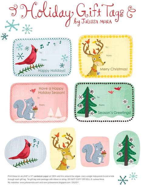 jambo chameleon yay a round up of free christmas tags