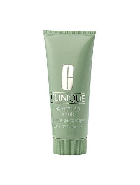Clinique Exfoliating Scrub clinique exfoliating scrub 100ml cliniqueexfoliatingscrub
