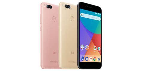 Spesifikasi Xiaomi A1 harga dan spesifikasi xiaomi mi a1 android one