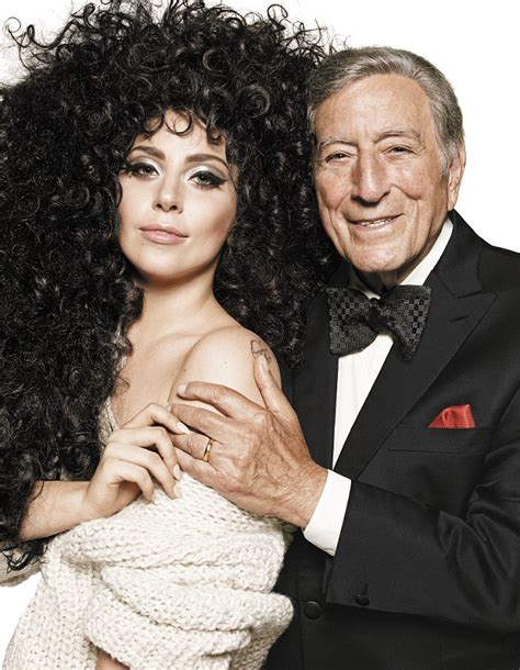 2014 h m holiday commercial with lady gaga tony bennett lady gaga and tony bennett in new h m christmas ad daily