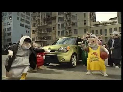 Kia Commercial With Mice 17 Best Images About Car On Cars Kia Soul