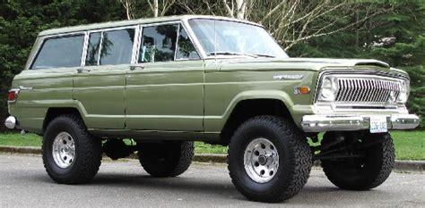 1970 Jeep Wagoneer For Sale 1970 Jeep Wagoneer Custom