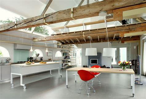 le rustikal grange transform 233 e en loft
