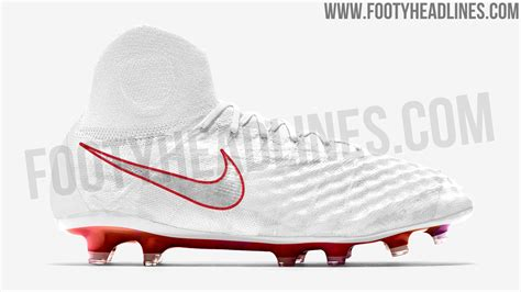 nike  world cup football boots collection leaked