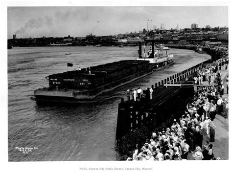 missouri river system port kc