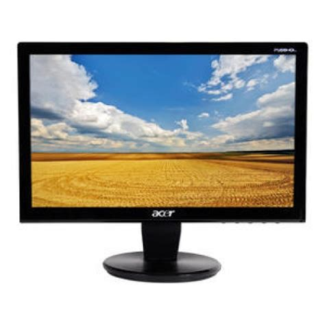 Monitor Notebook Acer acer p166hql 15 6 quot led monitor price bangladesh bdstall