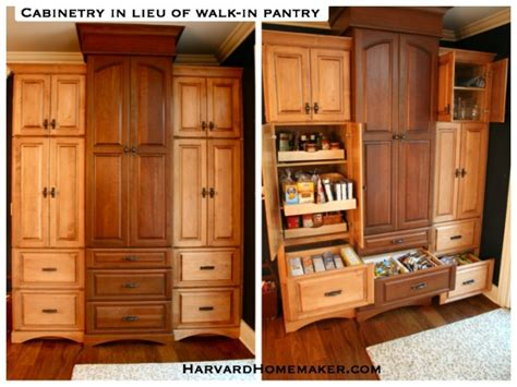 how to convert a closet into a pantry with pull out