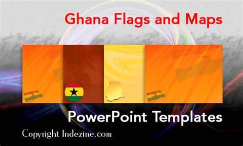 ghana flag template images templates design ideas
