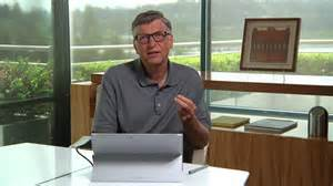 Good Reading Chair bill gates uses microsoft office mix to create a presentation