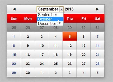 Jquery Calendar Plugin 14 Top Calendar And Date Picker Jquery Plugins Learning