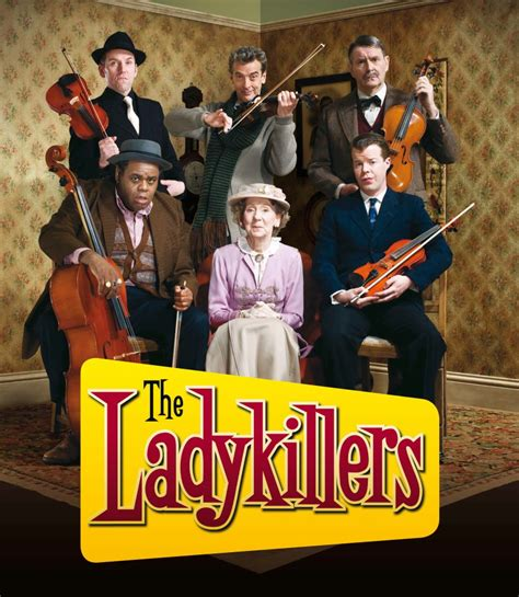 review the ladykillers a younger theatrea younger theatre
