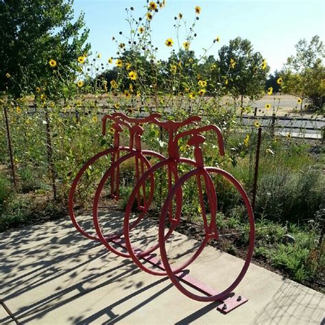 Unique Bike Rack by Unique Whimsical Bike Rack Visit The Ottawa