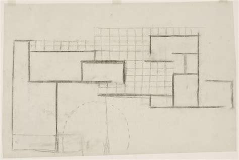 Mies Van Der Rohe Floor Plan | ludwig mies van der rohe tugendhat house brno czech
