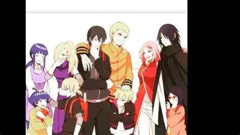 anime keluarga new best couple naruto the last keluarga naruto youtube