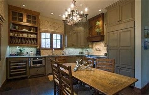 Mixed Wood Kitchen Cabinets More And More Kitchens Are Mixing And Matching Their Finishes No More Matchy Matcy In This