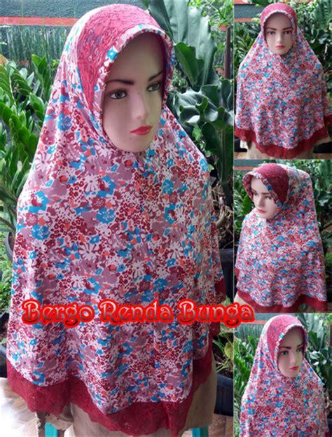 Renda Elastis Bunga 2cm 02 jilbab bergo renda bunga sentral grosir jilbab kerudung i supplier jilbab i retail grosir