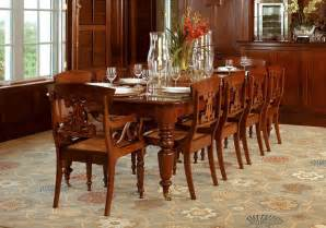 Chippendale Dining Room Table Eric Jacobsen Furniture Maker Caribbean Dining Table