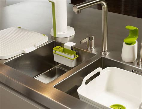 The Sink by Sink Aid In Sink Caddy By Joseph Joseph 187 Gadget Flow
