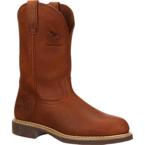 mens farm boots boot s 11 quot carbo tec wellington work boots