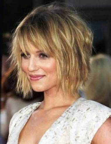 mages of bob with shaggy fringe 21 bob haircuts for fine hair chic bob hairstyles 2017