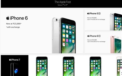 apple iphone 6 at rs 23 990 with exchange on flipkart but is it worth it technology news