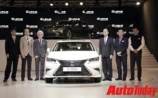 Toyota Delhi Showroom Lexus In India What Lies Ahead For Toyota S Premium Brand