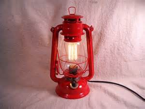 Electric Lantern Table L Electric Lantern Industrial Table L Hanging By