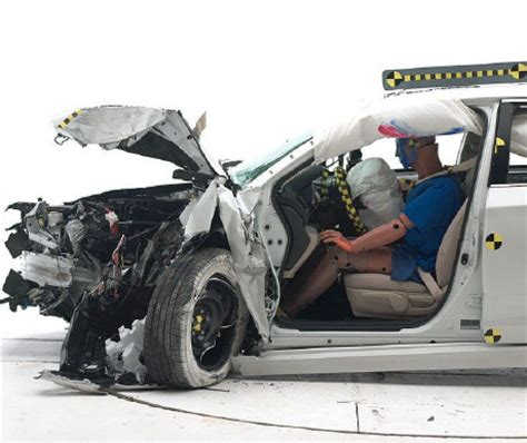 best of crash test auto safety one crash test separates best from rest the