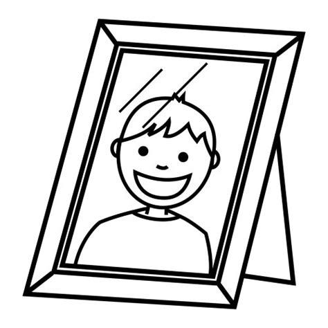 como crear portarretrato para imprimir dibujos para pintar pinto dibujos portaretratos para colorear