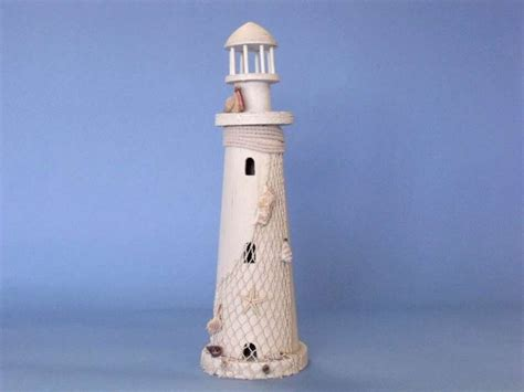 Lighthouse Decor by Wooden Pelican Medium Lighthouse 18 Quot