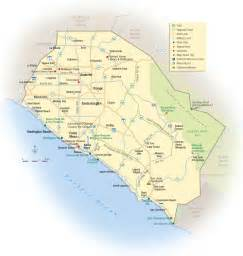 california orange county map mapsof net