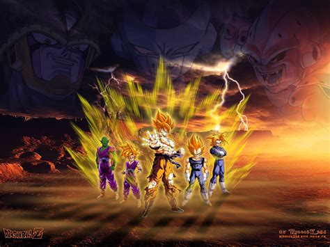 dragon ball y wallpaper dragon ball 17 wallpaper wallpapers and pictures