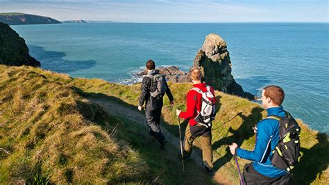 fertility walk hiking gear for the two week wait volume 2 books pembrokeshire coastal path walking hiking visit wales