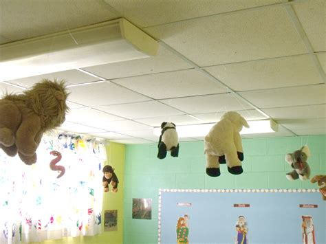 Preschool Ceiling Decorations by Free Bible School Materials Back To The Beginning Decorations